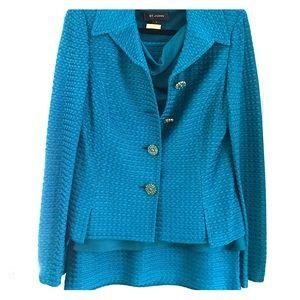 St John Couture Suit